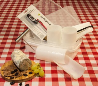 kit fromager fourmettes bleues