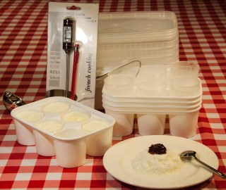 kit fromager fromages frais